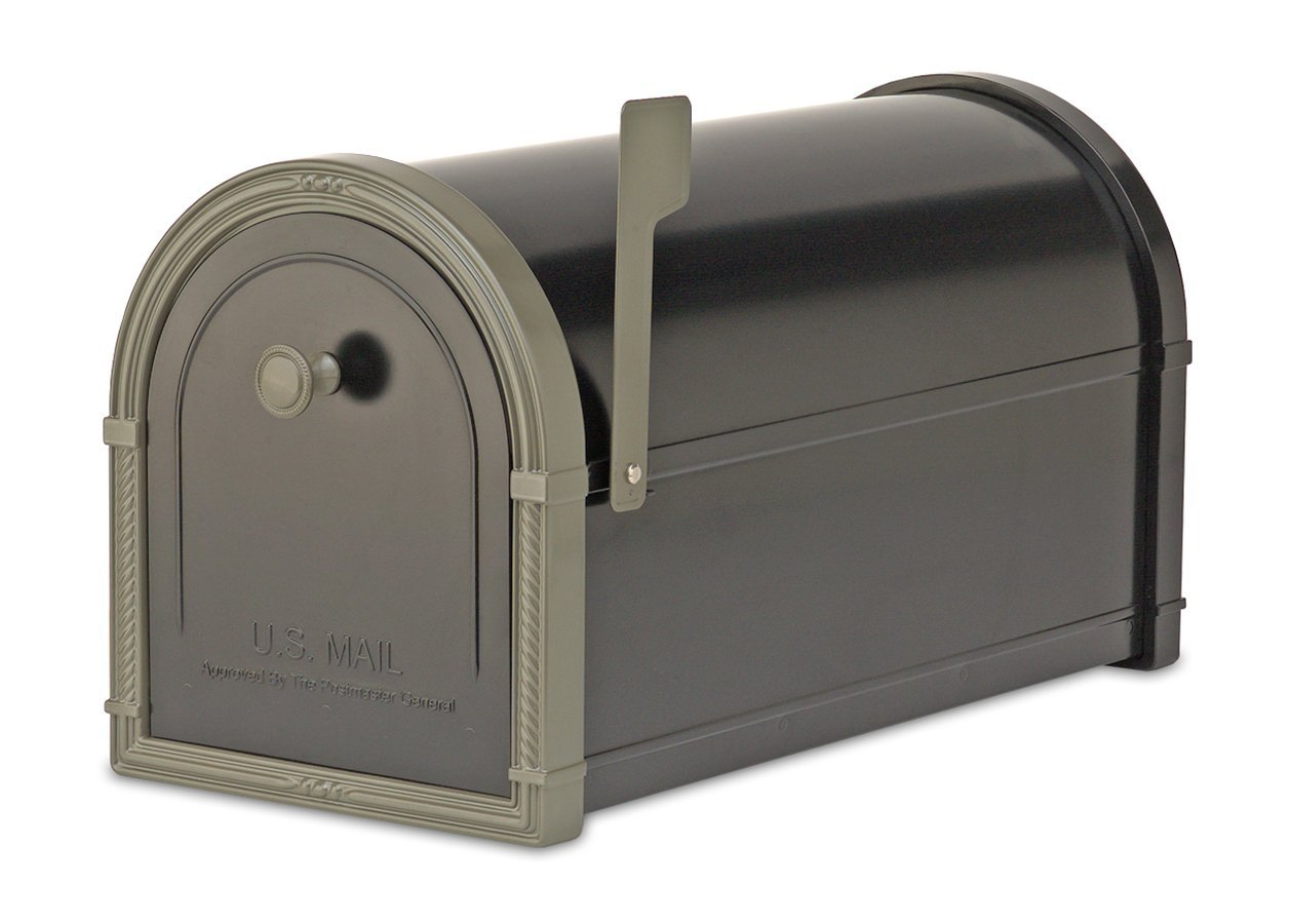 Bellevue Mailbox From Locking Mailboxes In Stock Now