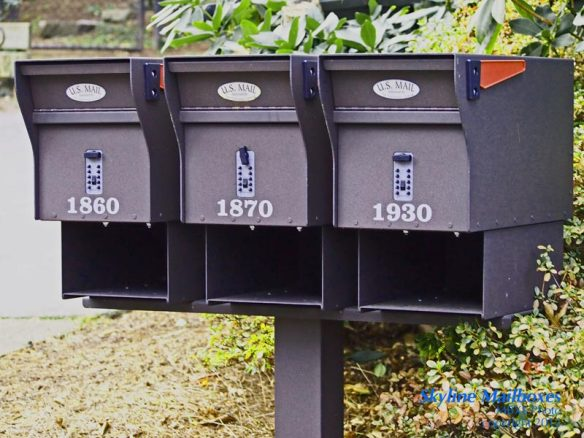 Skyline Locking Mailboxes