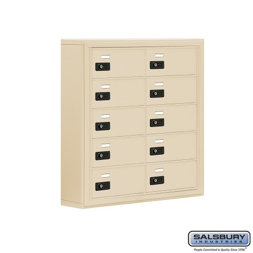 Surface Mounted Cell Phone Lockers