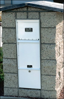 Supreme Letter Locker For Column Mail Boxes By Locking