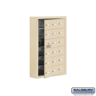 15 Door Cell Locker