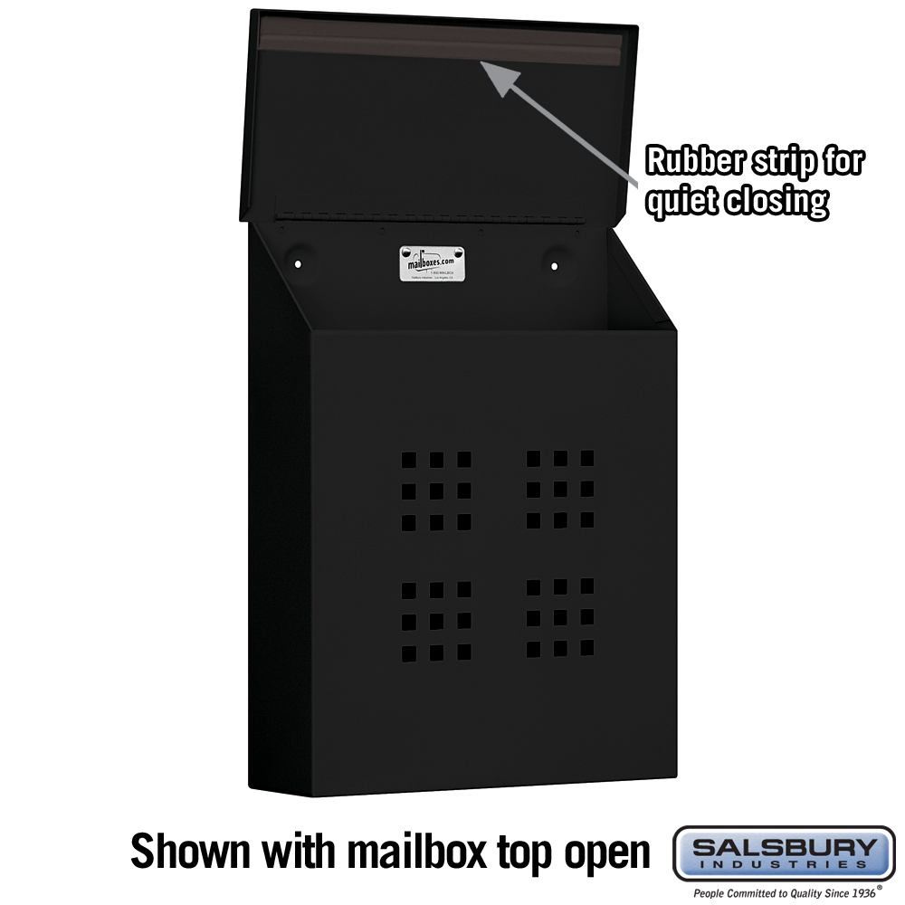 Traditional Style Mailbox