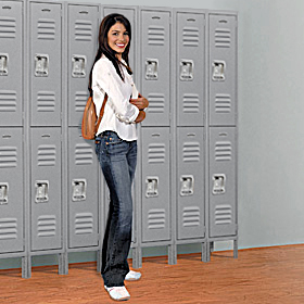 Buy double tier or gym lockers