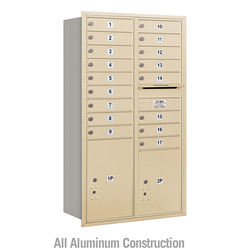 commercial wall mount - Commercial Mailboxes